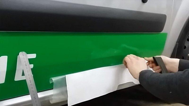 Брендирование автотранспорта в Москве