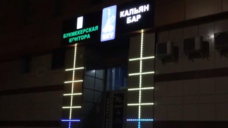 Комплексное оформление рекламой торговых точек в Москве